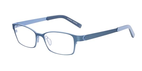 Prodesign 3104 Essential 9321 Eyeglasses in Blue | SmartBuyGlasses USA