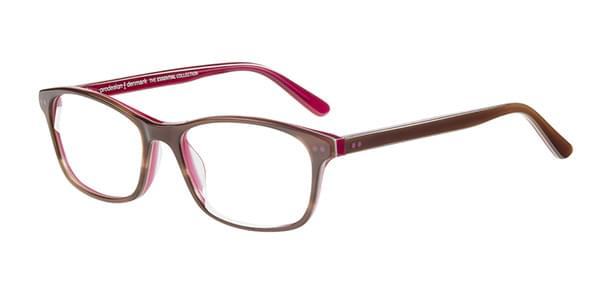 Prodesign 1789 5024 Eyeglasses in Pink | SmartBuyGlasses USA