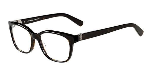 d810b4a970 Prodesign 4726 5432 Glasses Tortoise