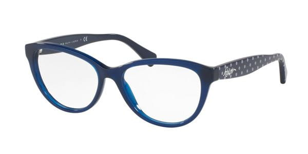 440e16eeed4f Ralph by Ralph Lauren RA7075 3162 Glasses Blue | SmartBuyGlasses UK