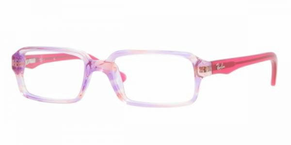 1fa0753a3cfc Ray-Ban Junior RY1520 3548 Eyeglasses in Pink Violet ...
