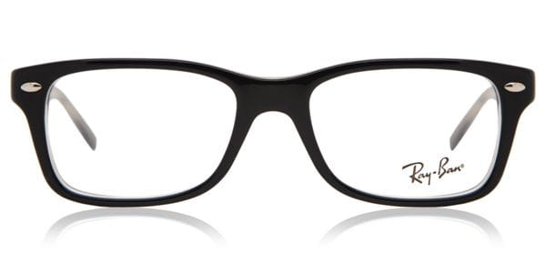 ba4cbc0d62b13 Ray-Ban Junior RY1531 3529 Eyeglasses in Top Black Transparent ...