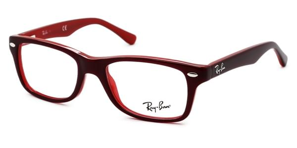 Ray-Ban Junior RY1531 3592 Glasses Red   SmartBuyGlasses Canada ce3c3352bb