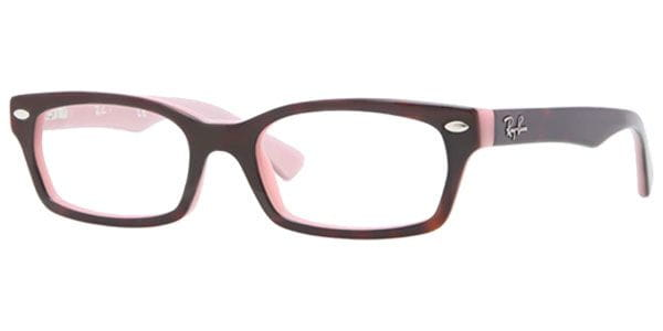 71e620a6d4 Lunettes Ray-Ban Junior RY1533 3580 Top Havana On Opal Pink ...