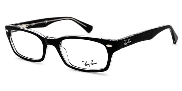 7f3a54ae54 Ray-Ban RX5150 Highstreet 2034 Glasses Black