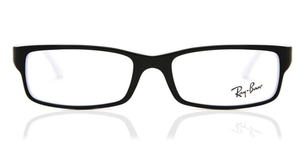 5ce019bfd4 Ray-Ban RX5114 Highstreet 2097 Glasses White
