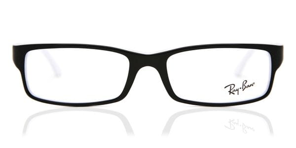 3f3dc84d42 Ray-Ban RX5114 Highstreet 2097 Eyeglasses in White
