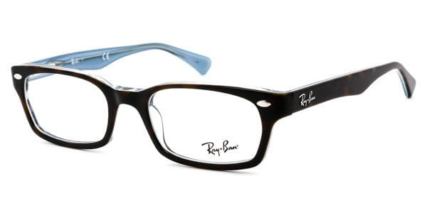742b07cd39 Lentes Opticos Ray-Ban RX5150 Highstreet 5023 Negro | VisionDirecta ...