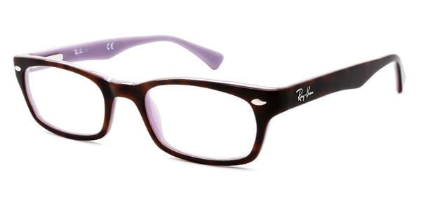 64d11cd81e7 Ray-Ban RX5150 Highstreet 5240 Eyeglasses in Tortoise ...