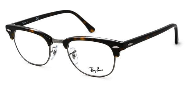 879a0a957d Ray-Ban RX5154 Clubmaster 2012 Eyeglasses in Tortoise ...