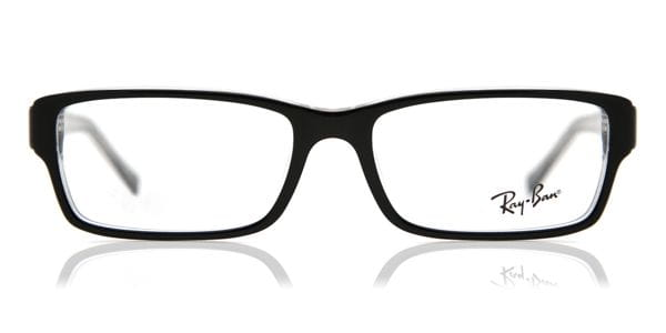 aa67e50aaff2c Ray-Ban RX5169 Highstreet 2034 Eyeglasses in Black