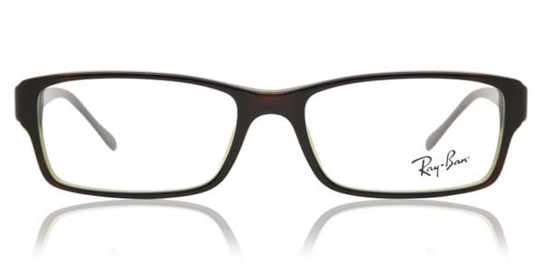 8864f60b4e7 Ray-Ban RX5169 Highstreet 2383 Glasses Green