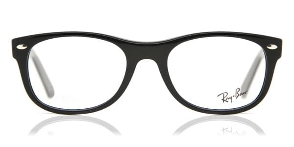 f40ee05ad7 Ray-Ban RX5184 New Wayfarer 2000 Eyeglasses in Black ...