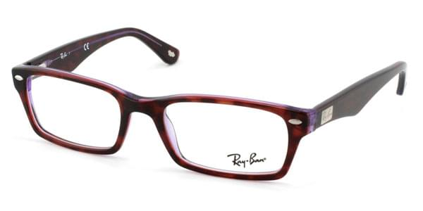ed8f52e6d6 Ray-Ban RX5206 Highstreet 2442 Glasses Purple