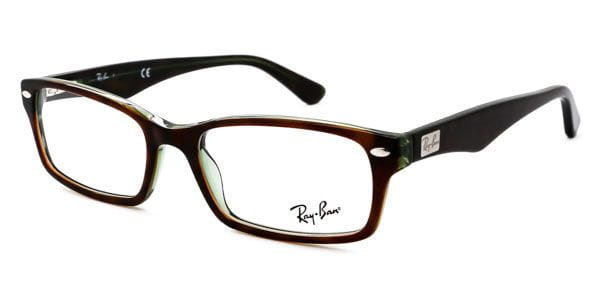 f89c7c9188a Ray-Ban RX5206 Highstreet 2445 Glasses Green