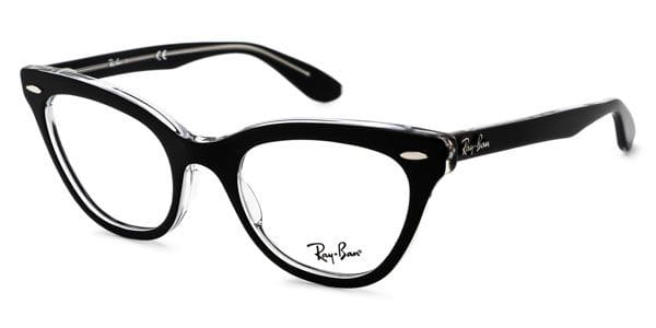 12a28bbfbe877 Ray-Ban RX5226 Icons 2034 Eyeglasses in Clear