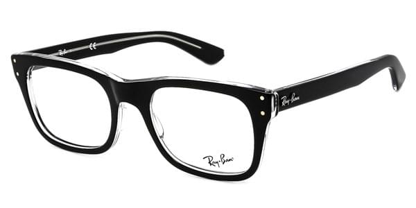 ced6d4781a3dbe Ray-Ban RX5227 Caribbean 2034 Eyeglasses in Clear   SmartBuyGlasses USA