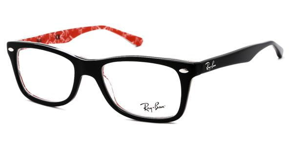 6170d3a303 Lentes Opticos Ray-Ban RX5228 Highstreet 2479 Rojo | VisionDirecta Chile