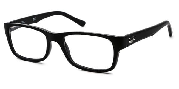 52ed86211f0 Ray-Ban RX5268 Youngster 5119 Glasses Black