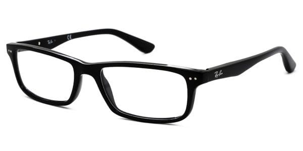 7e7c8aadef Ray-Ban RX5277 Active Lifestyle 2000 Glasses Shiny Black ...
