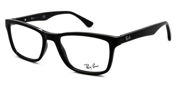 Ray-Ban RX5279 Highstreet 2000 Glasses Shiny Black   SmartBuyGlasses ... 57924ceec7dc