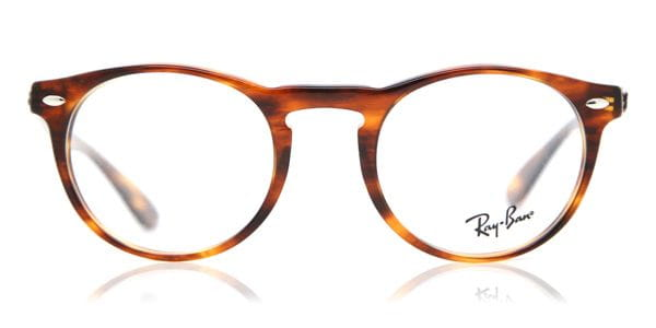 843030577f Ray-Ban RX5283 Icons 2144 Glasses Havana