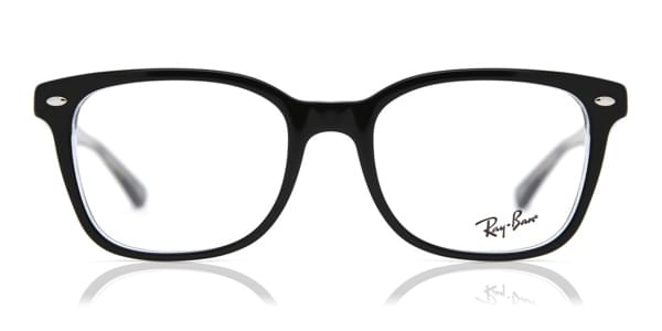 Ray-Ban RX5285 Highstreet 2034 Glasses Black | SmartBuyGlasses Canada