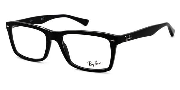 bcbfac3f73b Ray-Ban RX5287 Highstreet 2000 Glasses Black