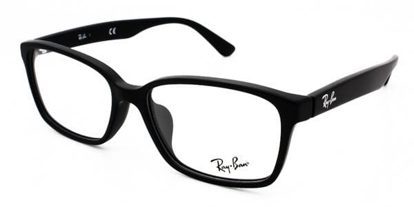aa0ed97ddc1db Ray-Ban RX5290D Asian Fit 2477 Eyeglasses in Matte Black ...