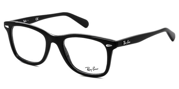 257e780d42 Ray-Ban RX5317 Icons 2000 Glasses Shiny Black