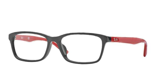 e7a7baa239 Ray-Ban RX5318D Asian Fit 2475 Glasses Black Red