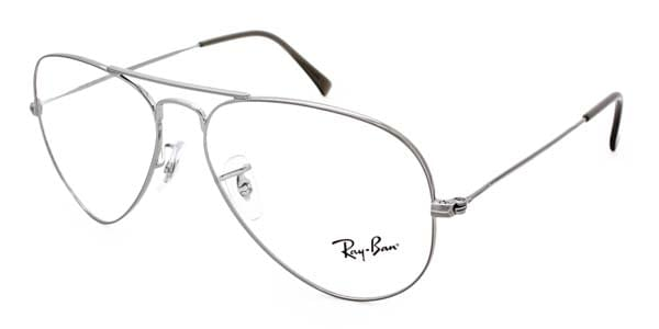 Ray-Ban RX6049 Icons 2502 Glasses Grey   SmartBuyGlasses India 3f0f322fd702