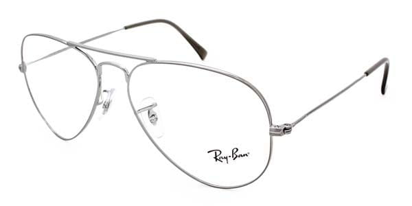 038cac47c7 Ray-Ban RX6049 Icons 2502 Eyeglasses in Grey
