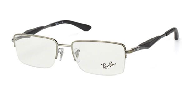 5e05080f3e Ray-Ban RX6285 Active Lifestyle 2502 Glasses Gunmetal Grey ...