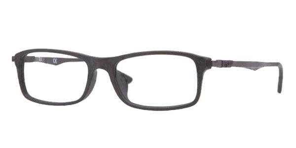 d8f8660537 Ray-Ban RX7017F Active Lifestyle Asian Fit 2477 Eyeglasses in Matte ...