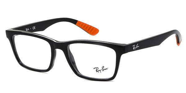 bab75aac63 Ray-Ban RX7025 5417 Glasses Black