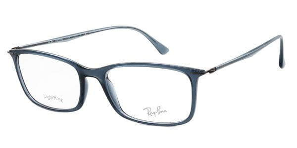 1e4981773db Ray-Ban Tech RX7031 Light Ray 5400 Glasses Semi-Gloss Dark Blue ...