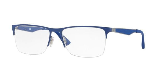 98d2db2abe Lentes Opticos Ray-Ban RX6335 2889 Azul | VisionDirecta Chile