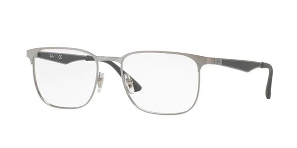 c055d00a0a4 Ray-Ban RX6363 2553 Eyeglasses in Grey
