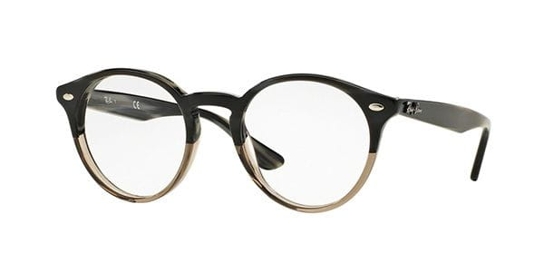 963c5647c5 Ray-Ban RX2180V Highstreet 5540 Eyeglasses in Clear ...