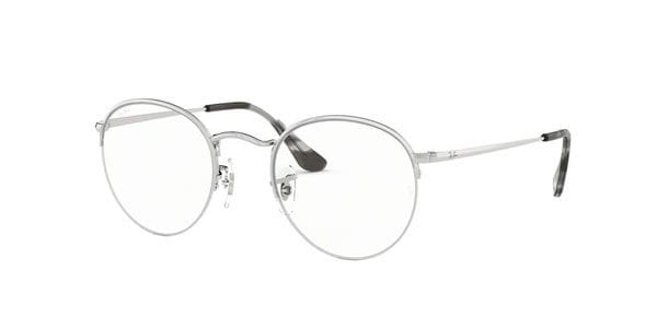 59615ae81a07d Ray-Ban RX3947V 2501 Eyeglasses in Silver