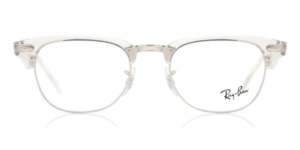 c7dc8b6f2a0 Ray-Ban RX5154 Clubmaster 2001 Glasses Clear
