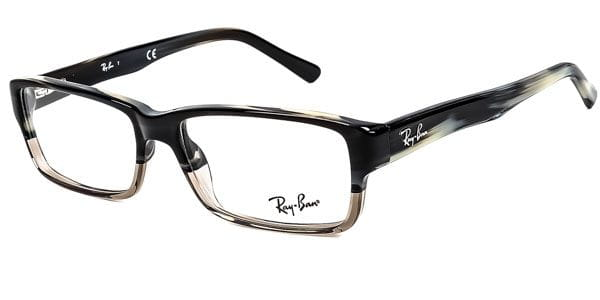 19786302e1 Ray-Ban RX5169 Highstreet 5540 Eyeglasses in Clear