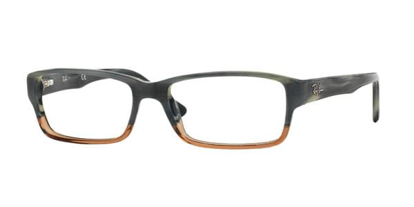 1ae0d99fd76 Ray-Ban RX5169 Highstreet 5543 Glasses Blue
