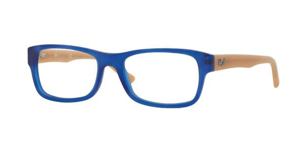 f642ded867061 Ray-Ban RX5268 Youngster 5554 Glasses Blue