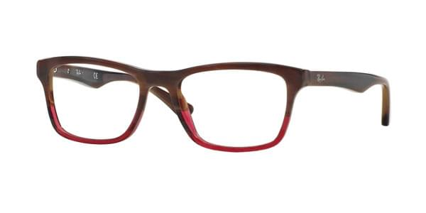 98a10842137 Ray-Ban RX5279 Highstreet 5541 Glasses Brown