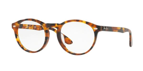 ff513789ca9 Ray-Ban RX5283F Asian Fit 5675 Eyeglasses in Tortoise ...