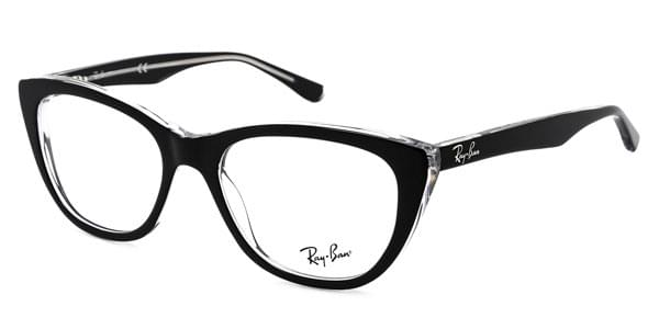 5926136822 Ray-Ban RX5322 Highstreet 2034 Glasses Clear