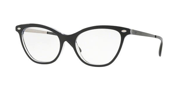 f33bd098749 Ray-Ban RX5360F Asian Fit 2034 Glasses Clear