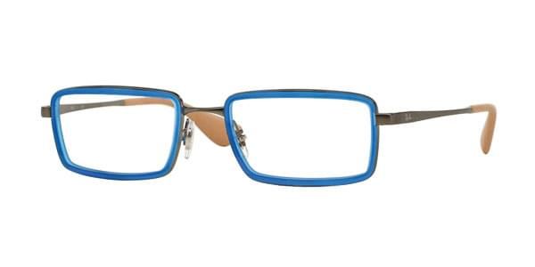 30b3680bb2 Ray-Ban RX6337 Youngster 2620 Glasses Blue